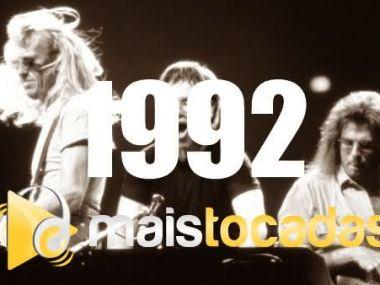 1992 musicas mais tocadas