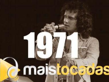 musicas mais tocadas 1971