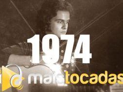 musicas mais tocadas 1974