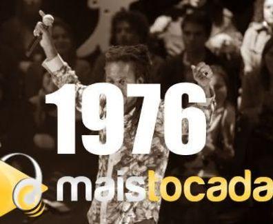 musicas mais tocadas 1976