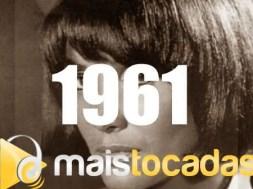 musicas mais tocadas 1961