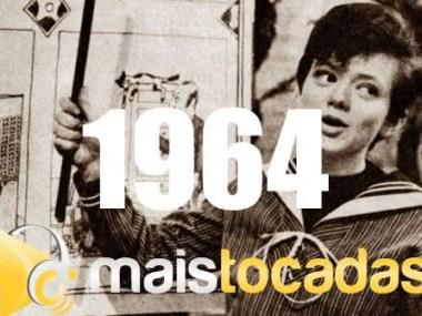 musicas mais tocadas 1964