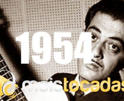 musicas mais tocadas 1954