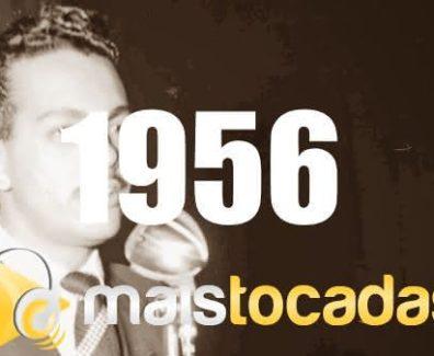 musicas mais tocadas 1956