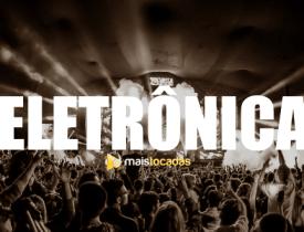 musicas eletronicas mais tocadas