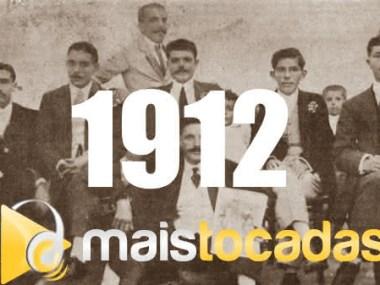 1912 mais tocadas