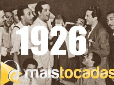1926 mais tocadas