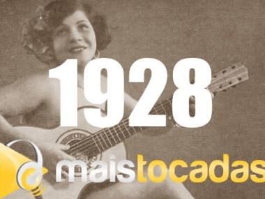 1928 mais tocadas