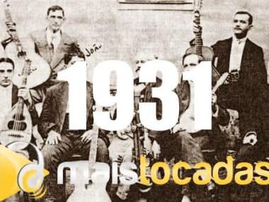 1931 mais tocadas