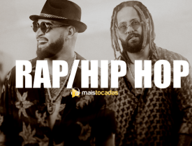 Rap e Hip Hop Mais Tocados