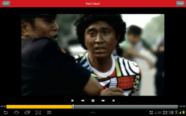 Nonton TV di Android Tablet (2/4)