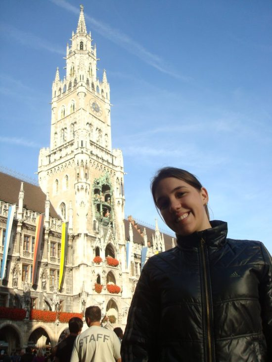 Praça Marienplatz, Munique