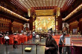 templo da Relíquia do Dente de Buda, Buddha Tooth Relic Temple and Museum