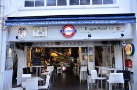 Restaurante na Boat Quay