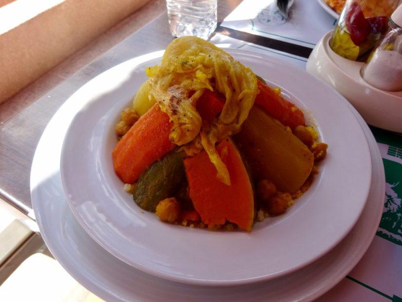 Pause Gourmande, restaurante em Marraquexe