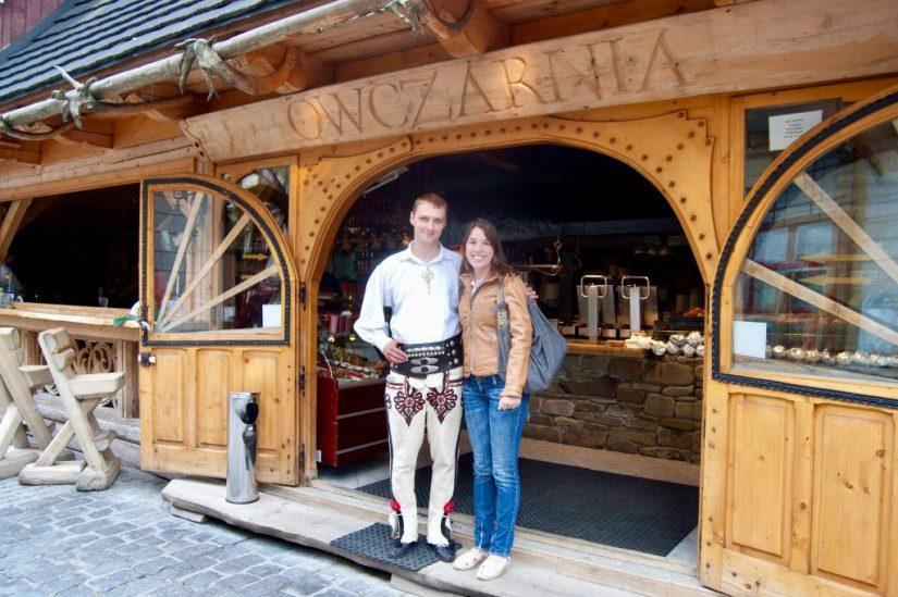Restaurante em Zakopane