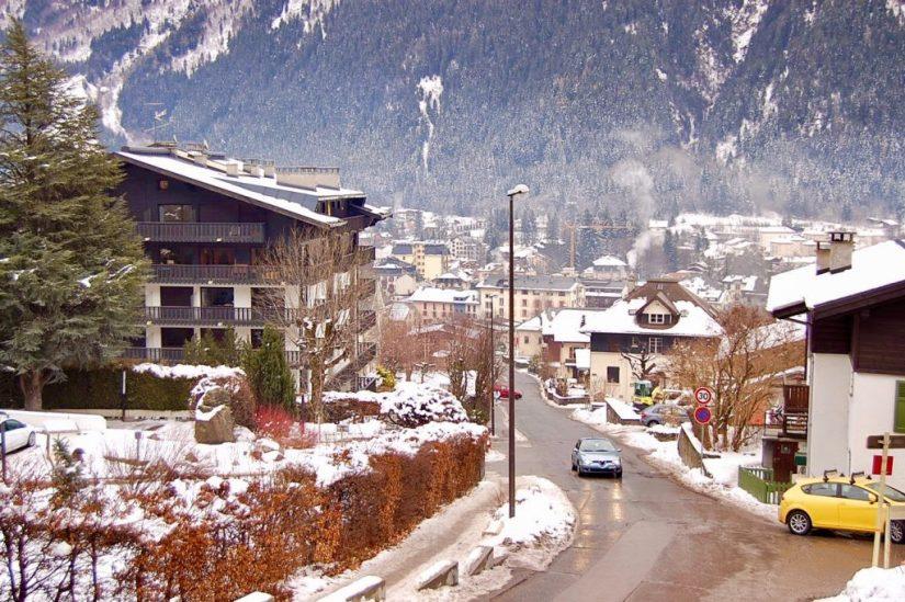 Chamonix, França
