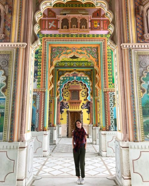 Patrika Gate, Jaipur
