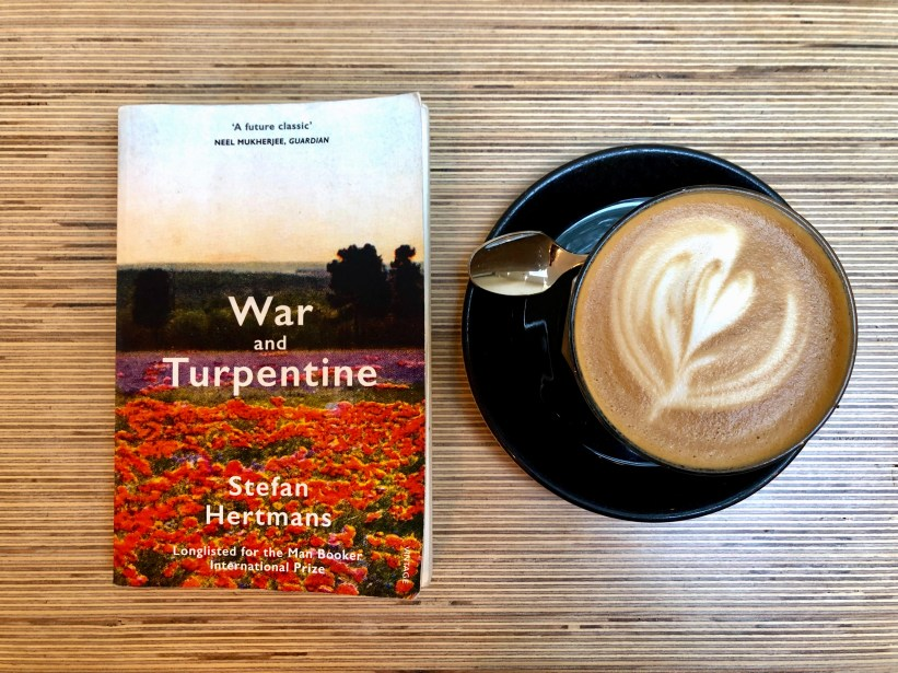 Livro da Bélgica, War and Turpentine, Stefan Hertmans
