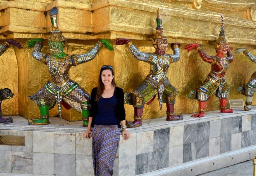 Grand Palace Banguecoque Bangkok Tailândia