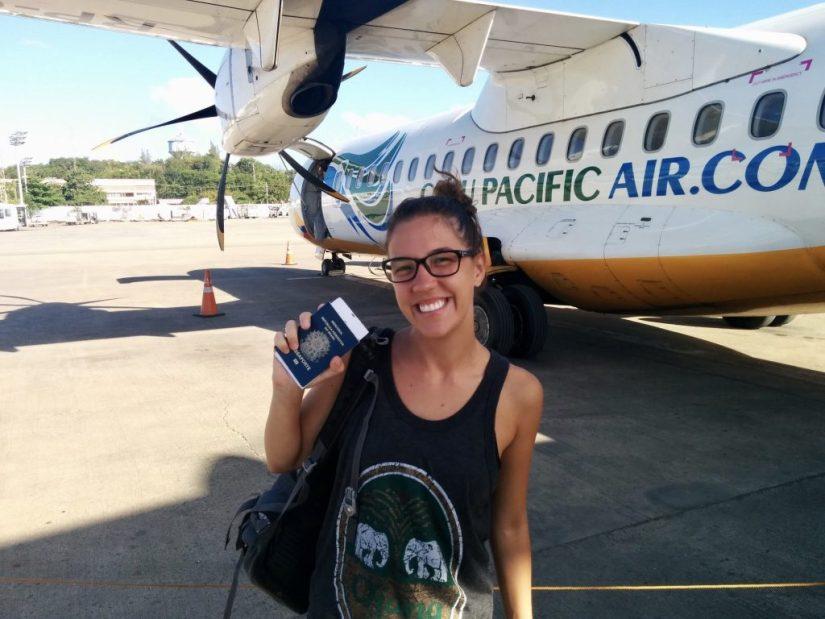 Aeroporto Mactan-Cebu, Filipinas