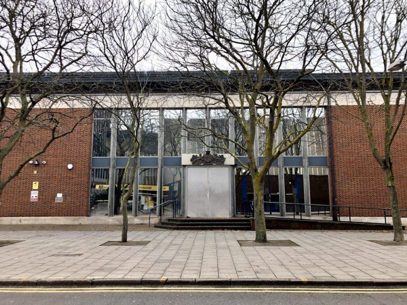 Kingston County Court, London