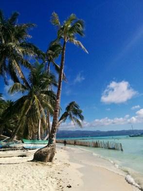 White Beach em Boracay