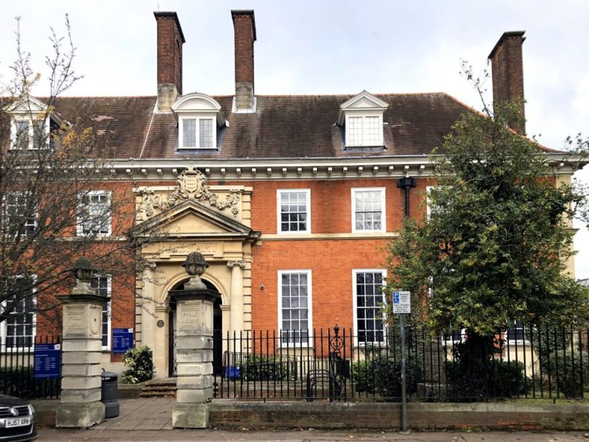 Kingston Library, London