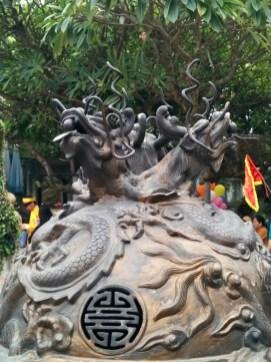 Templo da Literatura, Vietnã