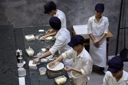Pizzaria em Hanoi