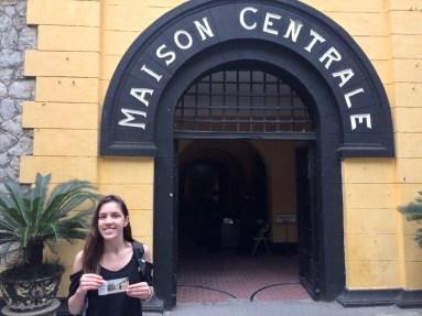 Maison Central, Prisão de Hoa Lo em Hanoi no Vietnã