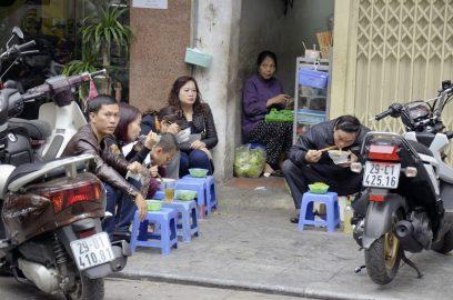 Comida vietnamita, Vietnã