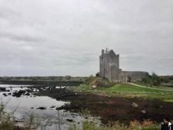 Castelo Dunguaire em Kinvara, na Irlanda.