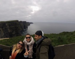 Tour para os Cliffs of Moher, Irlanda