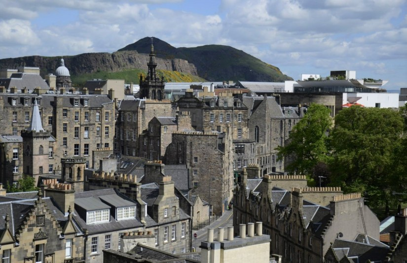 Castle Rock Hostel em Edimburgo