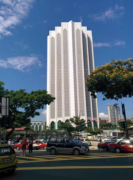 Complexo Dayabumi na Malásia