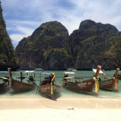 Iconic Koh Phi Phi photo