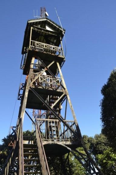 Lookout Tower - Mount Brinchang