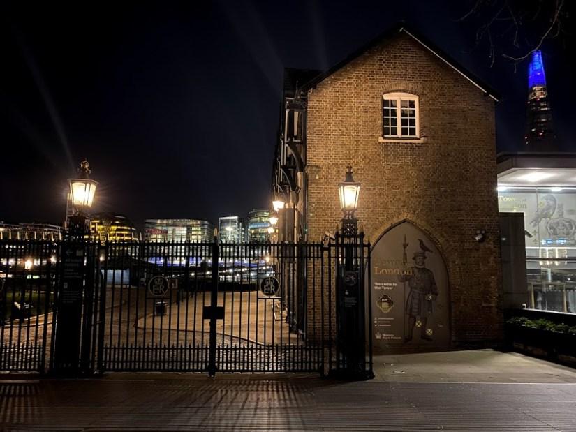 portao da Torre de Londres