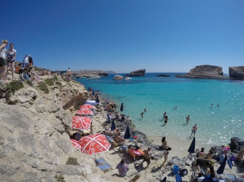 Mini-Praia Blue Lagoon