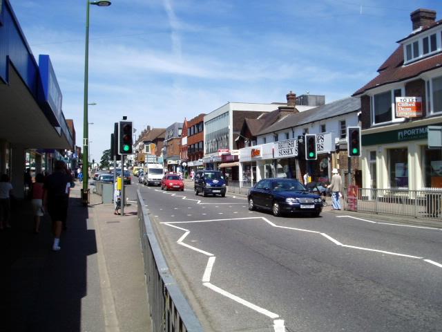 South Road Haywards Heath