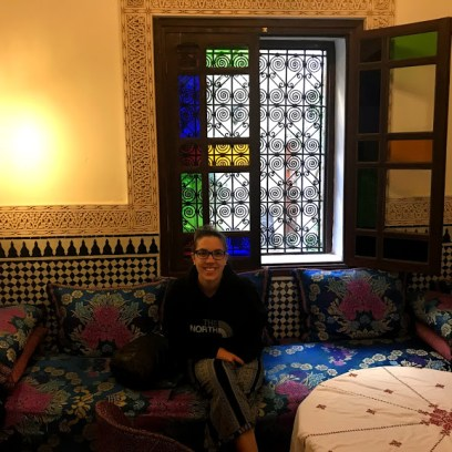 Restaurant Jardin Chrifa Fez