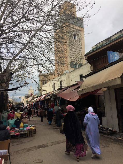 el-Hamra mosque, Fez