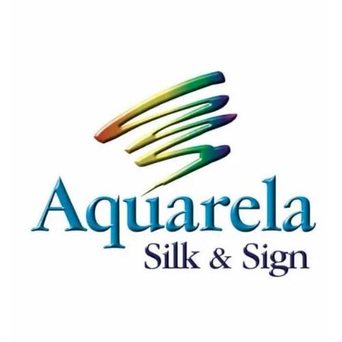 Aquarela Silk e Sign