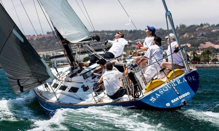 boat-rentals-san-diego-california-ranger-37-sailboat - Mai Tai Yacht Charters