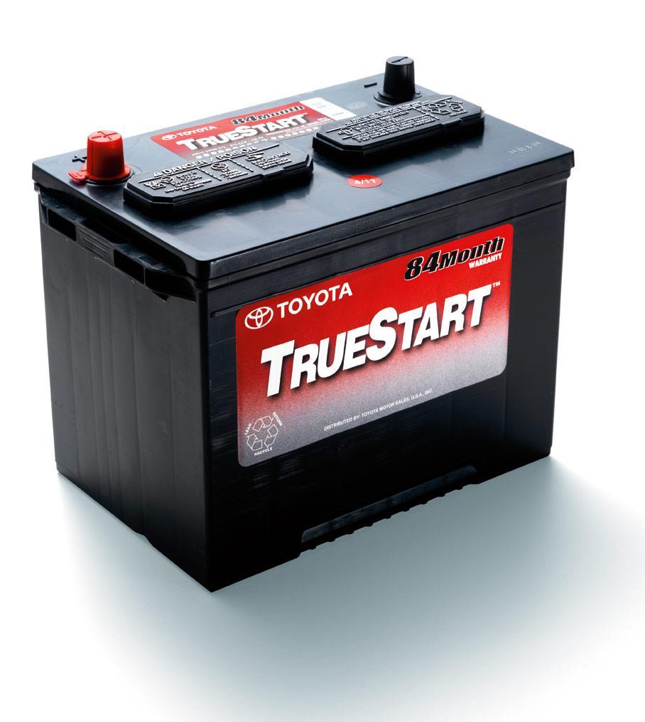 Truestart Battery Group 24 24f 25 35 & 51r Maita Toyota