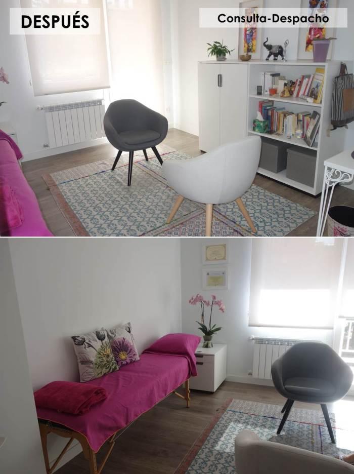 Antes y despues de una casa convertida 8