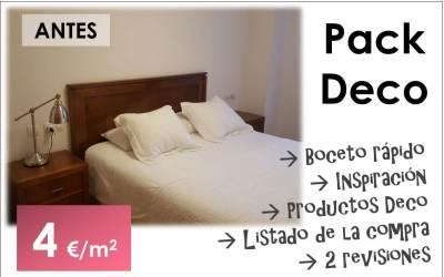 Pack Deco para darle vida a una habitación de 13 m2