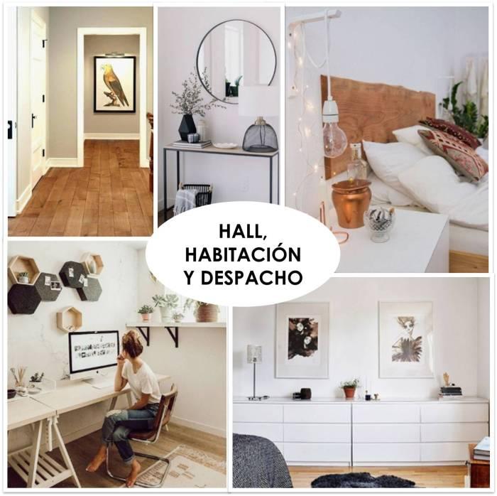 Panel de inspiración o moodboard para definir el estilo y decoración de mi casa2