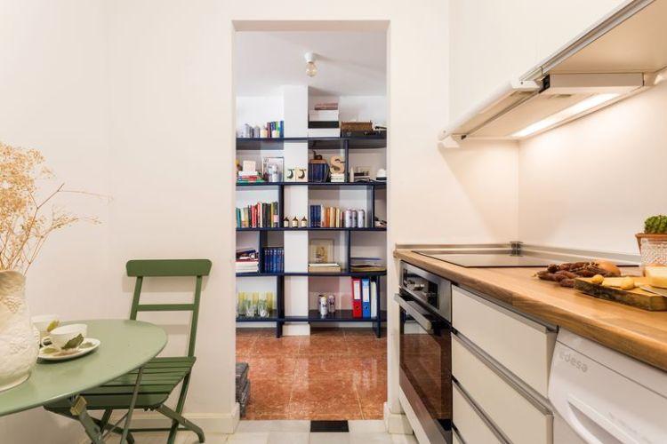 Un antiguo apartamento reformado de forma sencilla4